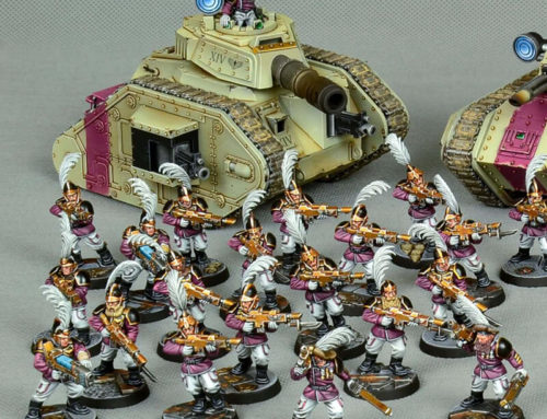 Ventrillian Nobles (gold level)
