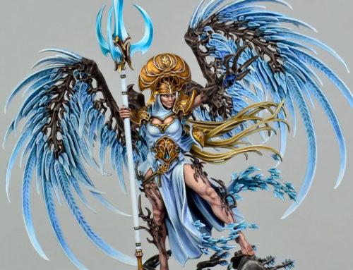 Alarielle the Everqueen (platinum level)